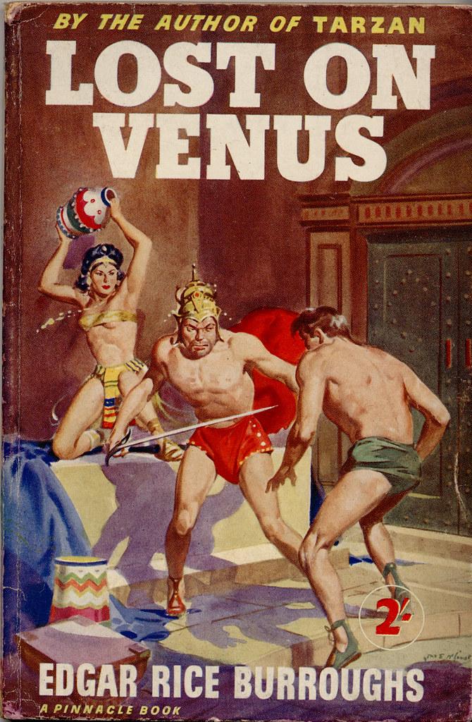 Pinnacle 23  No Date Lost on Venus by Edgar Rice Burroughs  Flickr