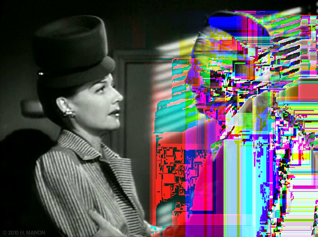 Wallpaper Hip Hop Girl Glitch Art It S My Duty To Defend You But I Can T Do Any