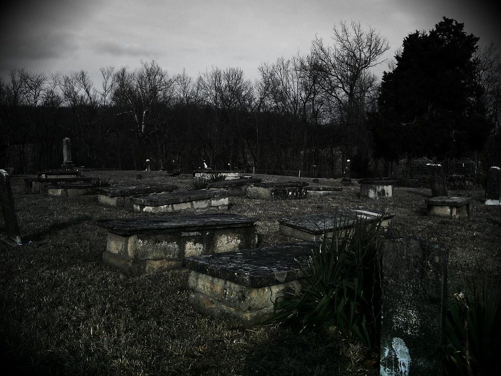 Digital 3d Wallpaper Creepy Cemetery Jo Naylor Flickr