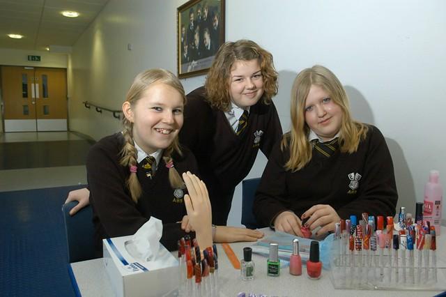 Airedale High School Castleford Tenner Teams  Enterprise