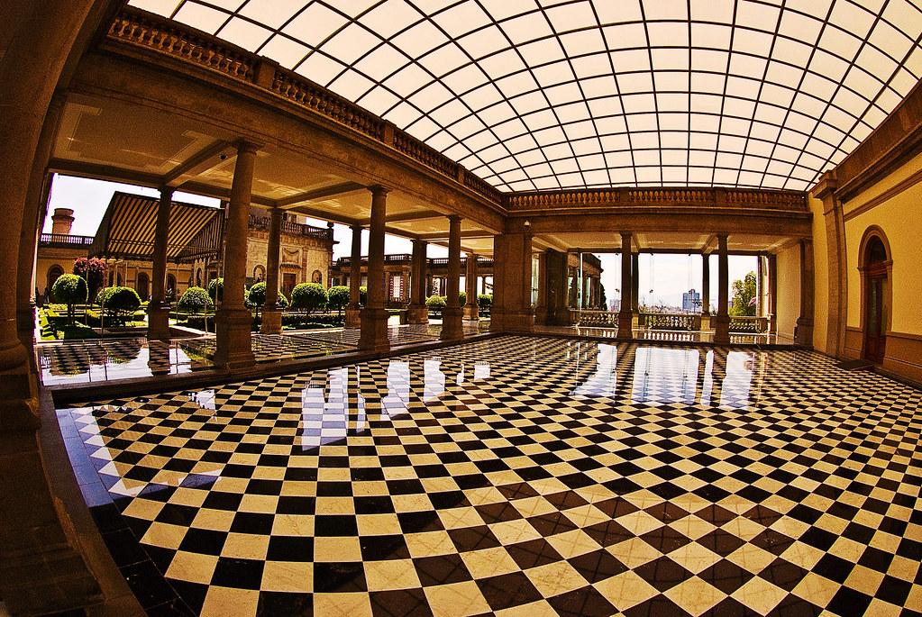 salon intrior castillo chapultepec alcazar 1  lemat1  Flickr