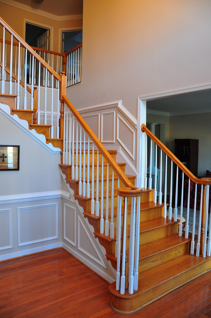 Molding For Stairs Www Thefinishingcompany Net We Are