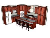 corner double oven kitchen finished | Finally finished ...