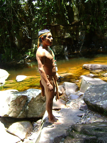 Pemn Indians  Canaima National Park Venezuela  Some of