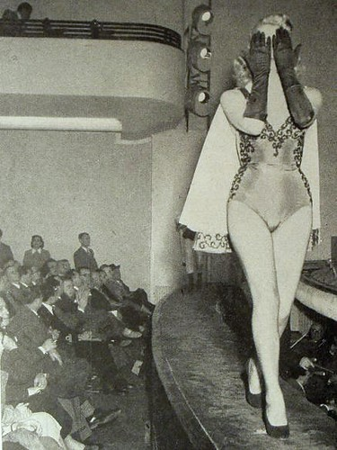 1940s Beauty Pageant Contestant Fashion Womenswear Swimsui