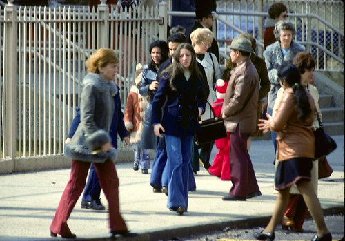 the 70s fashion