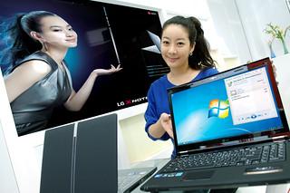 LG노트북 DLNA인증 | Lg전자 모델이 최근 홈네트워크 기술(Dlna)인증을 받은 노트북(화면 보이는 제… | Flickr