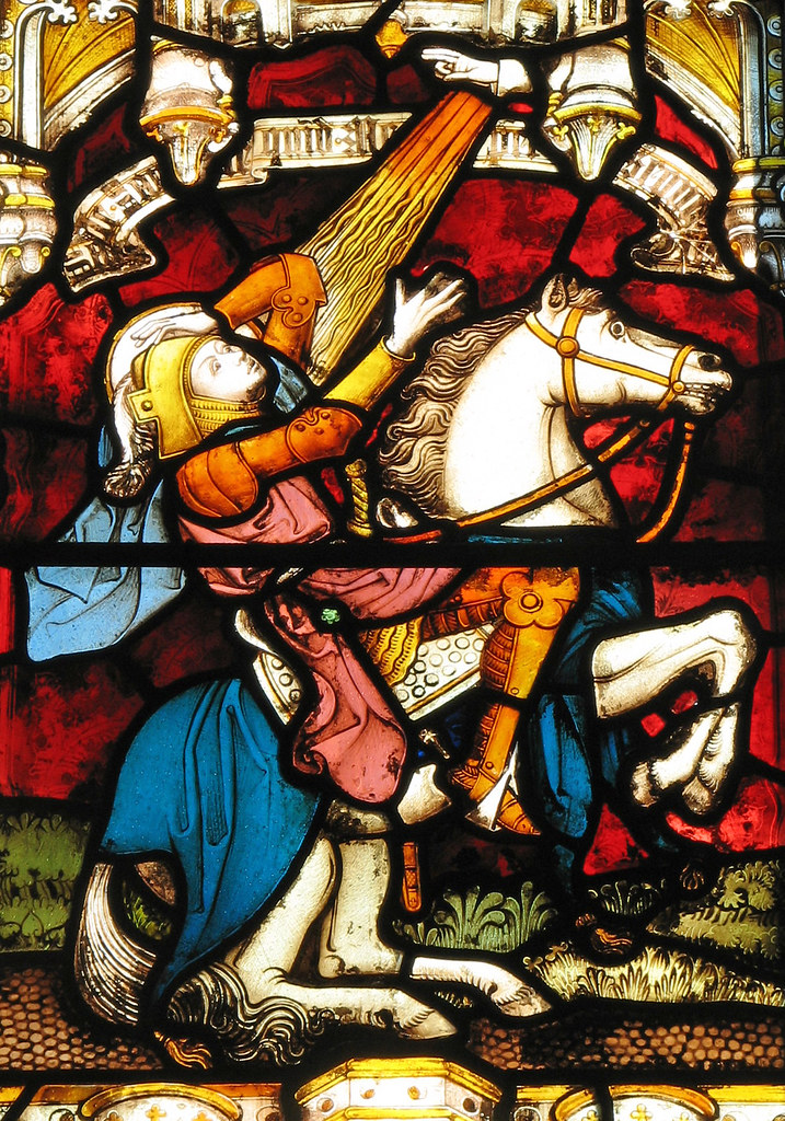 Conversion of St Paul  Suddenly while he was travelling