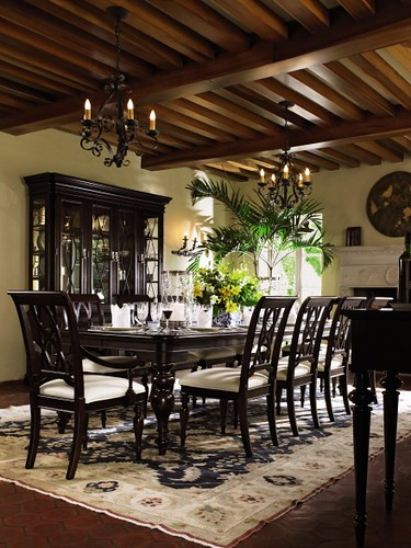 Formal Dining Room Furniture by Stanley  Wondering how to