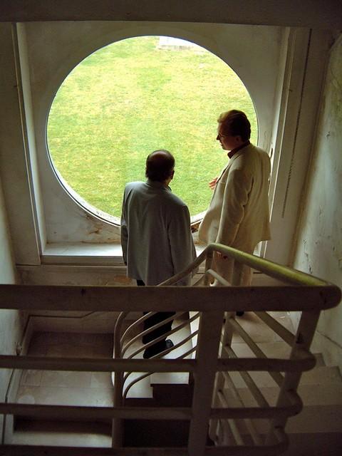 Villa Paul Poiret Stairwell  From Wikipedia entry 22010