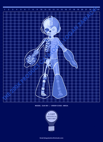 Spiderman Wallpaper Hd 200x Blueprint Dln 001 Sample Page From The 200x