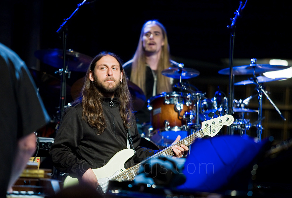 Martin Mendez and Martin Axenrot from Opeth in Trondheim   Flickr