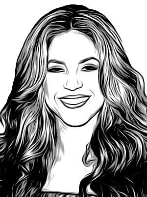 Shakira Pure  Shakira upon import without any