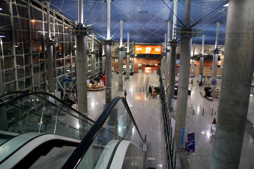 Tehran Imam Khomeini International Airport IKIA  Imam