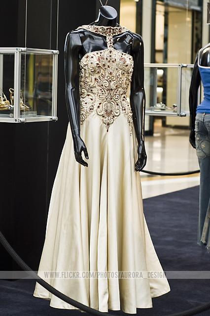 Simply Madonna Exhibition  Evita dress  Evita film