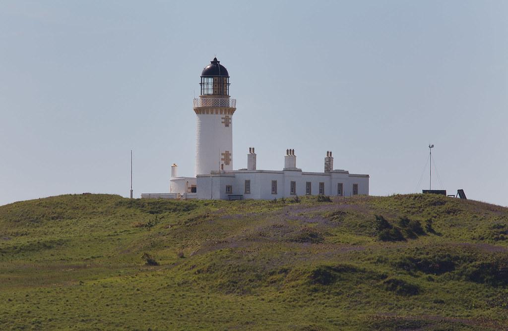 Little Ross Lighthouse  Built in 1843 by Alan Stevenson