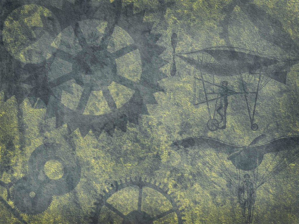 Steampunk Fun Texture Free To Use Credit And Link To