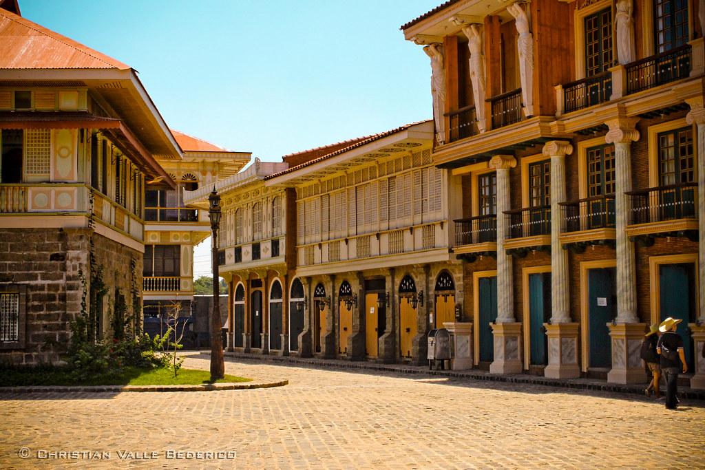 Las Casas Filipinas de Acuzar  Las Casas Filipinas de