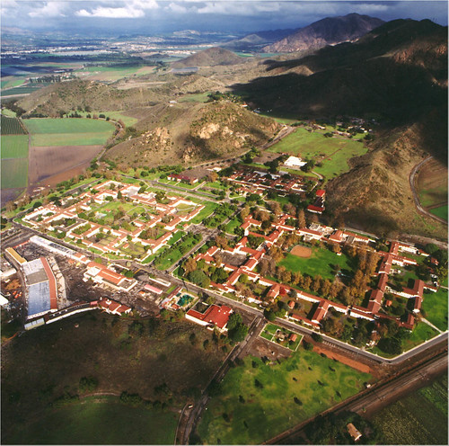 Map University Csuci Channel Islands