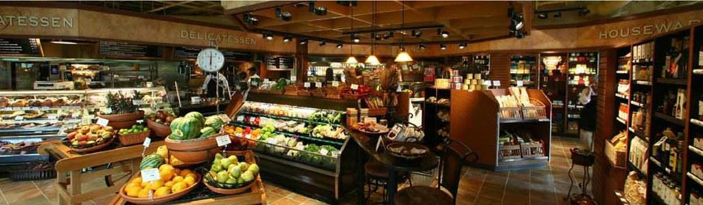 Gourmet Market Dcor  Interior Grocery Store Dcor  Mark