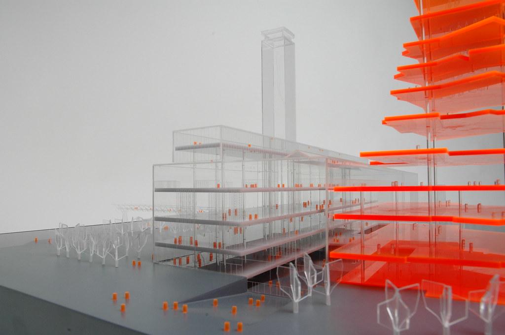 Tate Modern Scale Model  Photo Marie Lindeman Johansen