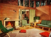 Fabulous '50s Living Room