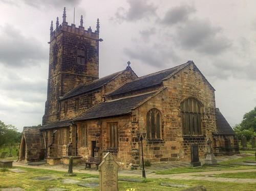 St Peters Church Felkirk South Hiendley Barnsley  Flickr