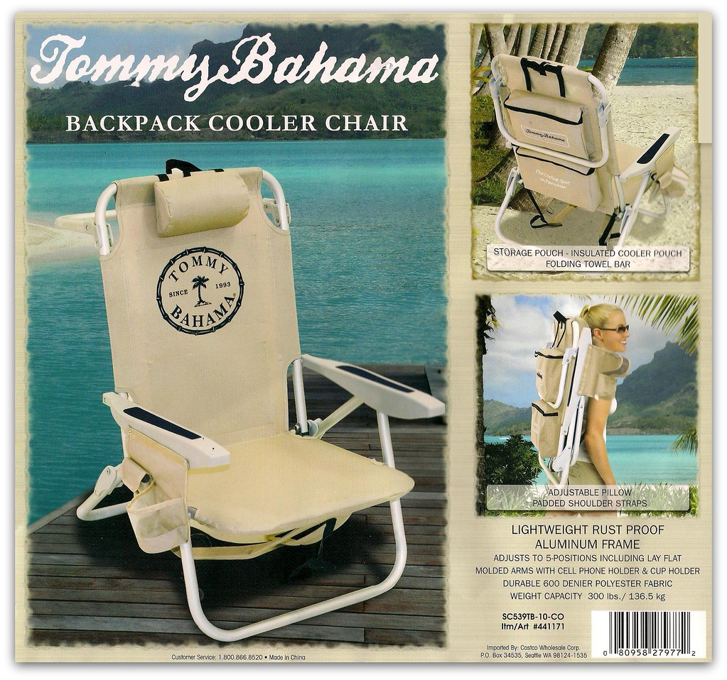 tommy bahama cooler chair white dining chairs set of 4 backpack tommybahama