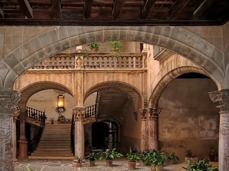 Patis de Palma  CAN VIVOT  Patios y casas seoriales en Pa  Flickr