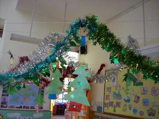 元朗公立中學校友會劉良驤紀念幼稚園_重用佈置學校及課室的聖誕裝飾   環保觸覺 GreenSense   Flickr