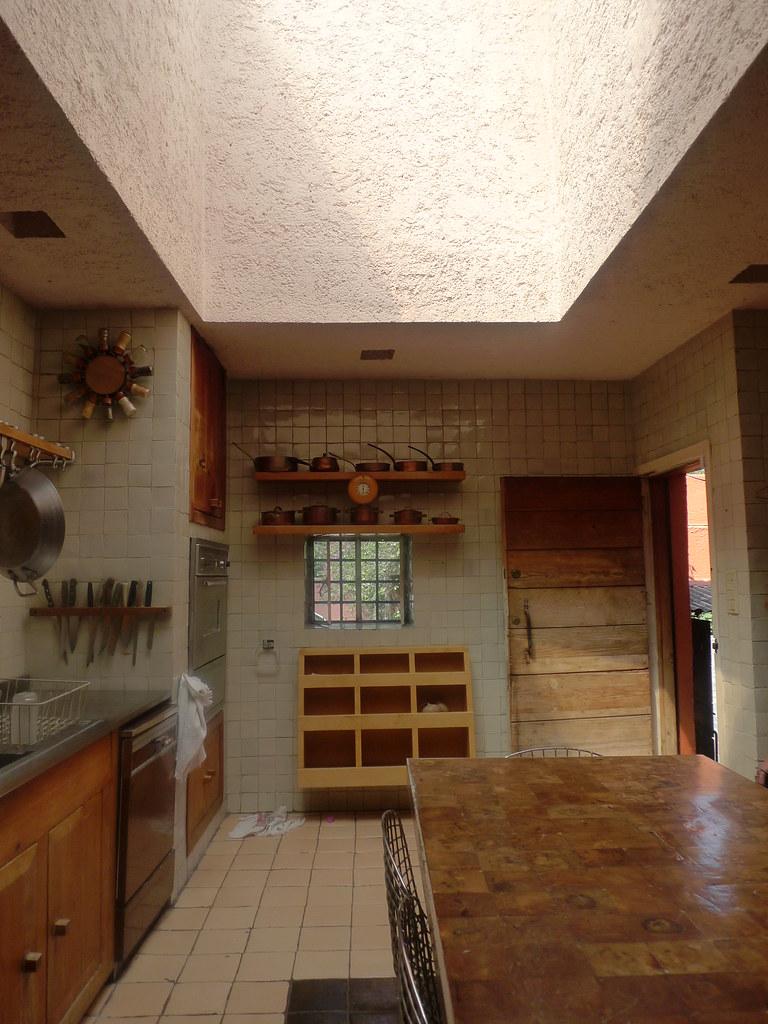 Luis Barragans Casa Eduardo Prieto Lopez  kitchen  Flickr