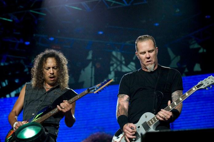 Metallica Coming to Winnipeg September 13, 2018