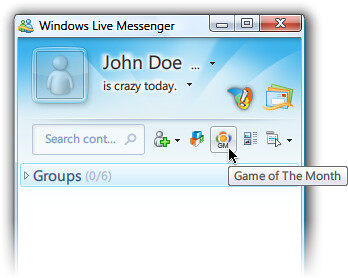 Messenger Plus Game Of The Month Messenger Plus Has