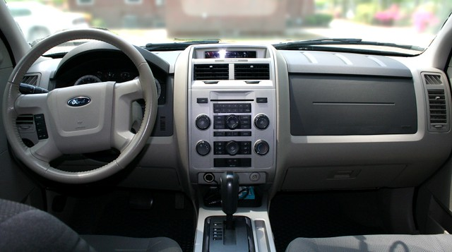 My 2009 Ford Escape Xlt Interior Charlie J Flickr