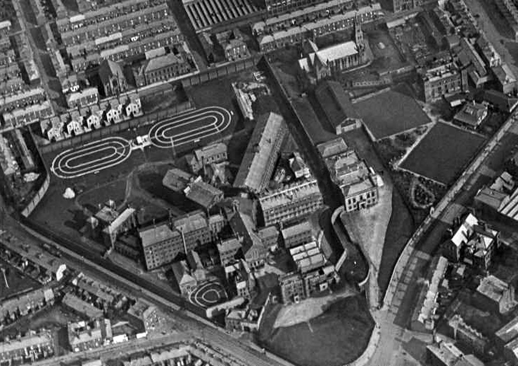 Preston Prison 1937  HMP Preston and surrounding area in 19  Flickr