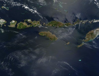 Lesser Sunda Islands, Indonesia | Visualization Date 2003 ...