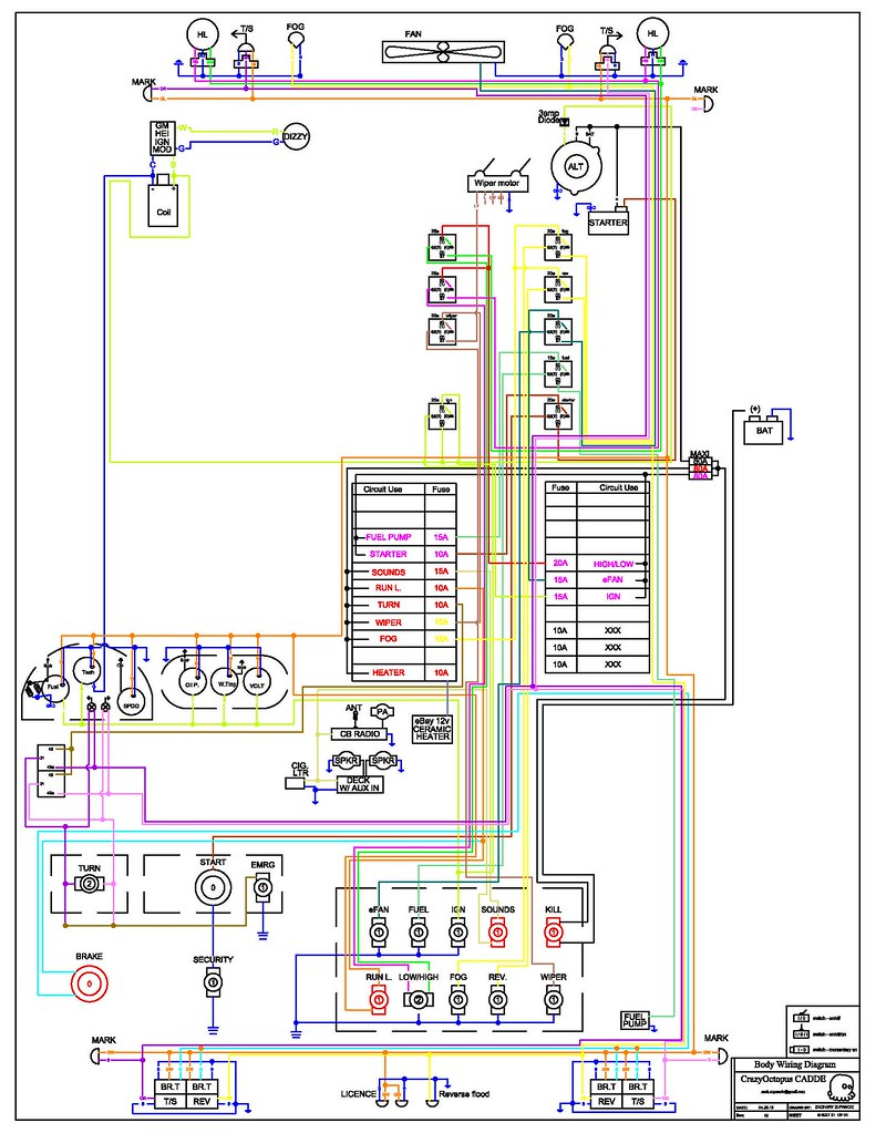 renault megane scenic radio wiring diagram dodge truck diagrams rev12 routed | h7ave the whole things … flickr