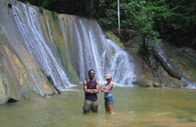 Turure River CUMACA  Water steps at Cumaca village North  Flickr