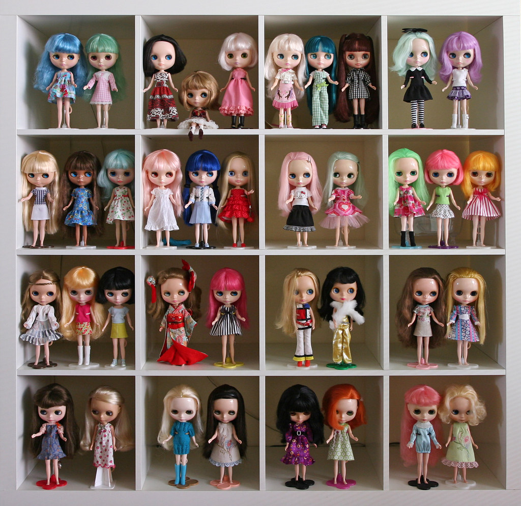 Blythe Collection 24 05 2010 Update Here Wwwflickrcom