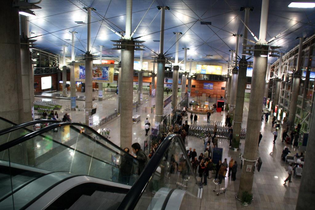 Tehran Imam Khomeini International Airport IKIA  Imam Khom  Flickr