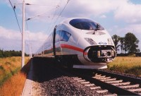 Siemens Wildenrath testen 1999 | First rolling test. Our ...