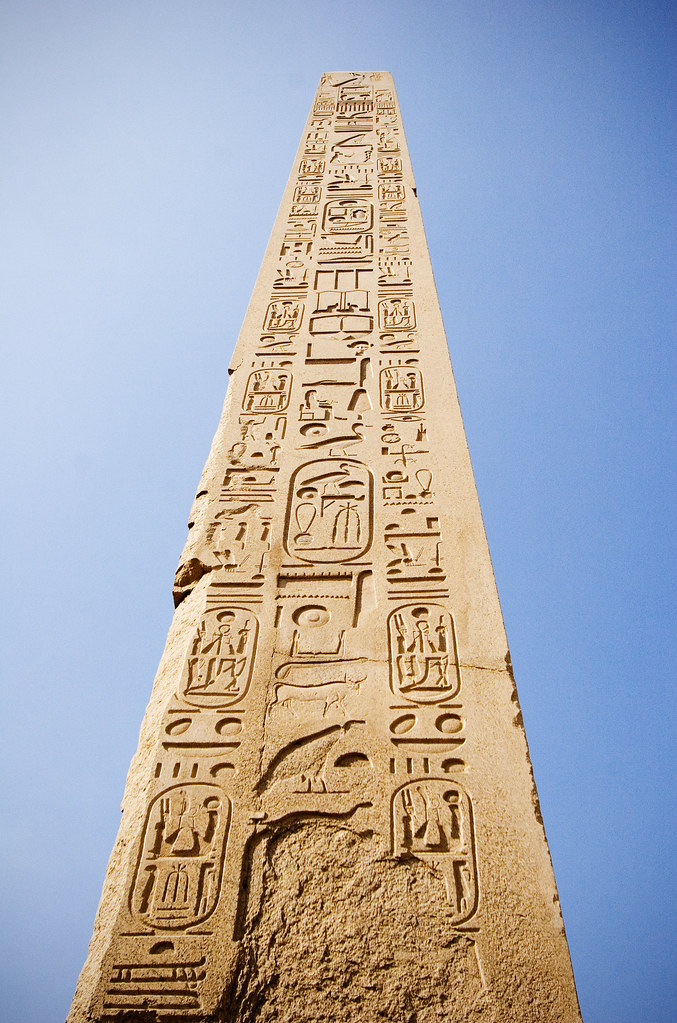Obelisk of Hatshepsut  A 3450 year old monument to