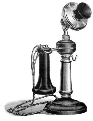 Téléphone | Gravure d'un téléphone | Frédéric BISSON | Flickr