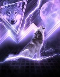 Wolf Of Lightning