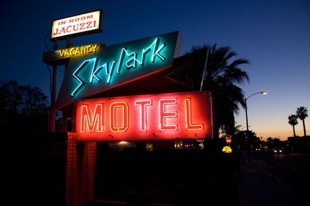 Skylark Motel - 2140 University Avenue, Riverside, California U.S.A. - June 19, 2010