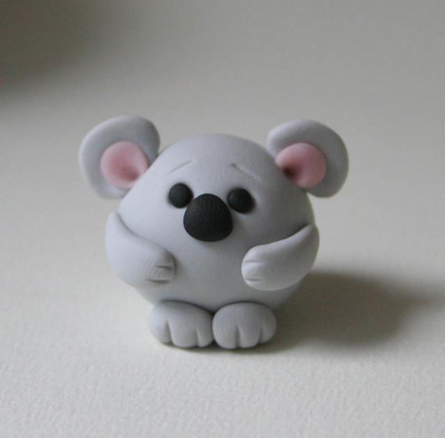Round Koala Bear  Esther  Flickr