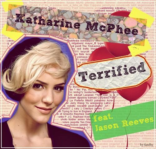 Katharine Mcphee – Terrified 中文翻譯歌詞 @ *﹏留得低溫馨剪影已是不錯]] :: 痞客邦