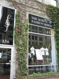 Boston Newberry St - School of Fashion Design Detail   Flickr