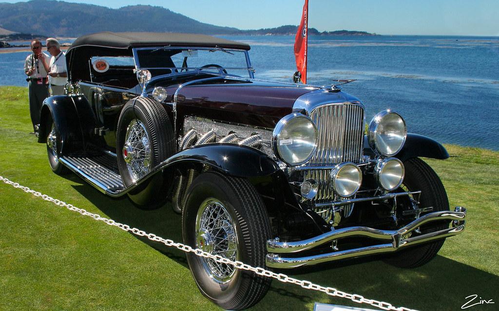 1934 Duesenberg SJ LaGrande Phaeton  fvr_2  Rex Gray