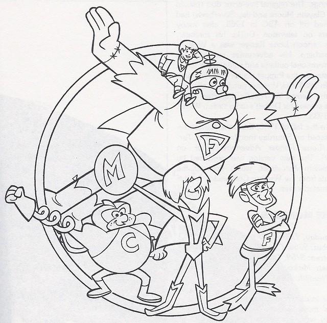 Hanna-Barbera Frankenstein Jr. & The Impossibles, 1966